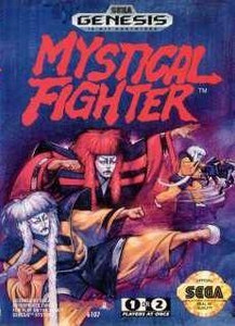 Mystical Fighter - Genesis Game