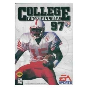 College Football USA 97 Road New Orleans - Genesis Game