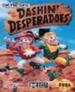 Dashin' Desperadoes - Genesis Game