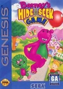 Barney's Hide & Seek - Genesis Game