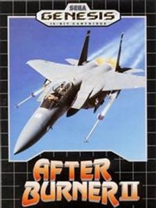After Burner II - Genesis Game