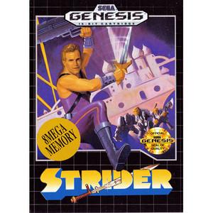 Strider - Genesis Game