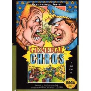 General Chaos - Genesis Game