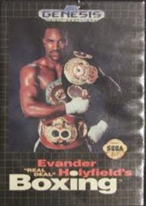 "Evander Holyfield's ""Real Deal"" Boxing - Genesis Game"