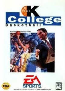 Coach K College Basketball - Genesis Game