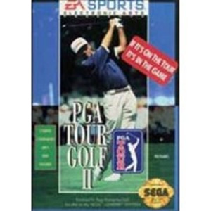 PGA Tour Golf II - Genesis Game