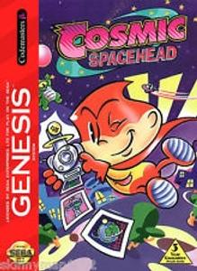 Cosmic SpaceHEAD - Genesis Game