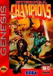 Eternal Champions - Genesis Game