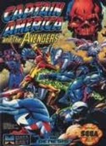 Captain America and the Avengers - Genesis Game