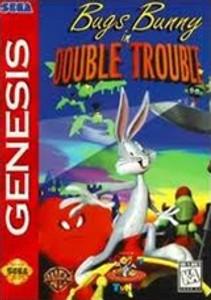 Bugs Bunny Double Trouble - Genesis Game