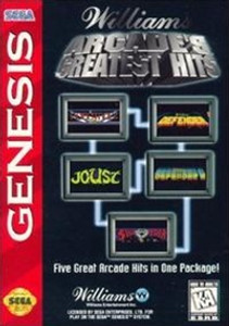 Williams Arcade's Greatest Hits - Genesis Game Game Genesis-75