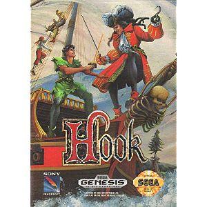 Hook - Genesis Game