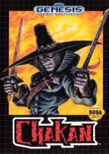 Chakan - Genesis Game