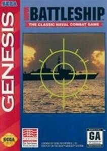 Super Battleship - Genesis Game