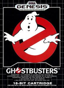 Ghostbusters - Genesis Game