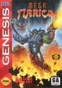 Mega Turrican - Genesis Game