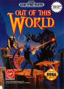 Out Of This World - Genesis Game