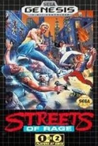 Streets of Rage - Genesis Game
