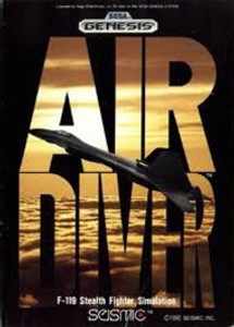 Air Diver - Genesis Game