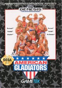 American Gladiators - Genesis Game