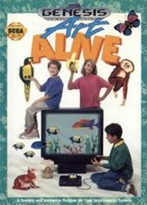 Art Alive - Genesis Game