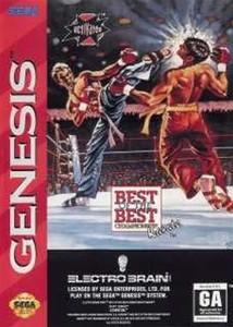 Best of the Best Championship Karate - Genesis Game