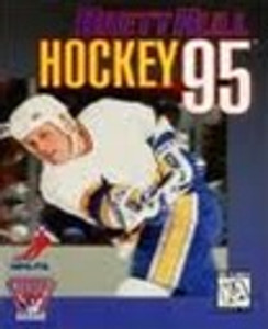 Brett Hull Hockey 95 - Genesis Game