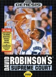 David Robinson's Supreme Court - Genesis Game