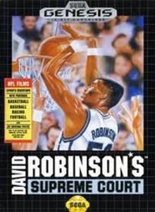 David Robinson's Supreme Court - Genesis Game