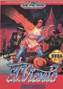 El Viento - Genesis Game
