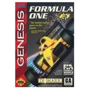 Formula One (1) - Genesis Game
