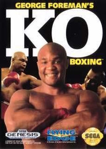 George Foreman's KO Boxing - Genesis Game