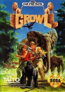 Growl- Genesis Game