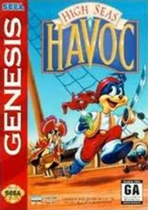 High Seas Havoc - Genesis Game