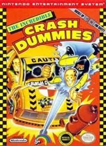 Incredible Crash Dummies - Genesis Game