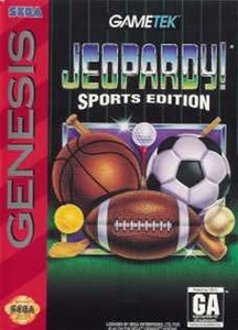 Jeopardy! Sports - Genesis Game