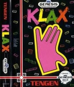 Klax - Genesis Game