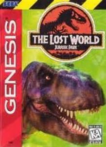 Lost World Jurassic Park, The - Genesis Game