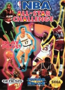 NBA All-Star Challenge - Genesis Game