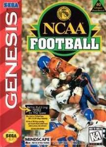 NCAA Football - Genesis Game