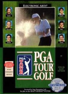 PGA Tour Golf - Genesis Game