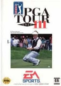 PGA Tour Golf III - Genesis Game