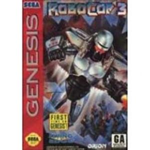 RoboCop 3 - Genesis Game