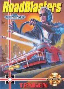 Road Blasters - Genesis Game