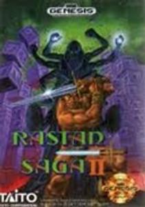 Rastan Saga II (2) - Genesis Game