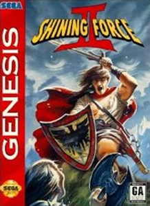 Shining Force II - Genesis Game