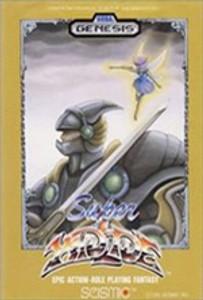 Super Hydlide - Genesis Game