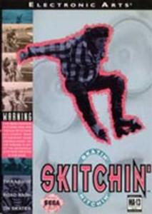 Skitchin'- Genesis Game