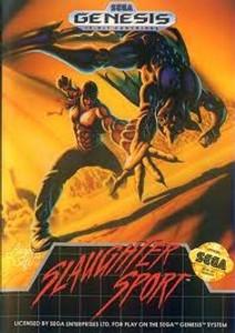 Slaughter Sport - Genesis Game