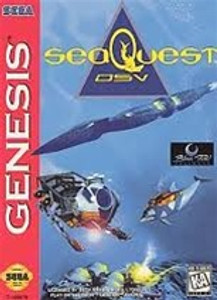 Sea Quest DSV - Genesis Game